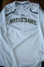 Notre Dame Game 2007-08 Game Used Basketball Shooting Shirt by Adidas size 3XL