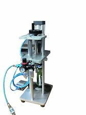 pneumatic capping manual beer bottle capping machine