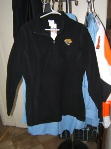 Jacksonville Jaguars NFL Womens Fleece Pullover Fitted 2XL NWT Free Shipping