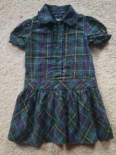 Toddlers Girls Ralph Lauren Cute Polo Dress Sz 4/4T * Nice *
