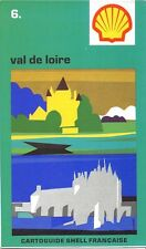 Cartolina Stradale collector - Cartoguide SHELL Francese - Val un Loire N° 6