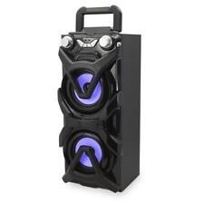 iLive ISB117B Wireless Bluetooth Speaker, Black