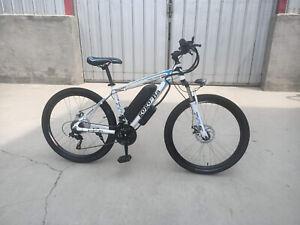 Electric Mountain Bike 48v/10ah (New, High Quality Aluminium Frame)