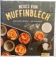 Neues vom Muffinblech Kochbuch Süß und Pikant Specknester Minipizza u.v.m. (41)