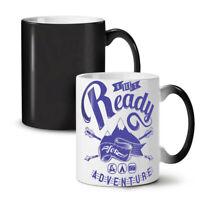 Ready Adventure Holiday NEW Colour Changing Tea Coffee Mug 11 oz   Wellcoda