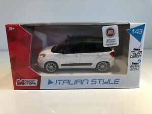 1/43 Voiture Miniature FIAT 500 L Collection Neuf