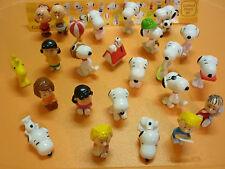 Snoopy von Bip Fremdfiguren Satz mit 12 BPZ