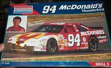 REVELL 94 BILL ELLIOTT McDONALDS 1996 THUNDERBIRD Model Car Mountain new FS