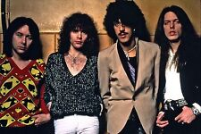 THIN LIZZY EARLY DAYS CLASSIC ROCK GROUP POSE POSTER