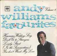"""Andy Williams-favourites vol 1 ep.7"""""""