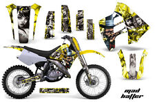 AMR Racing Suzuki RM 125 1992 RM 250 89-92 Graphics Kit Bike Decal Sticker MAD