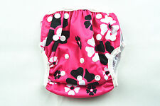 Baby Girl Girls Girly Swim Nappy Diaper Pants Nappies Swimmers Toddlers (s2)