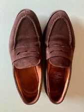 Scarpe Church's N.43 UK 9 Made in ENGLAND HANDMADE Fatte a mano Suede Shoes