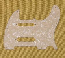 004-8638-000 Genuine Fender Aged Pearl 4-Ply Tele Plus / Nashville Pickguard
