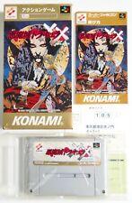 AKUMAJO DRACULA Castlevania XX Nintendo Super Famicom SFC SNES Reg Japan (1)