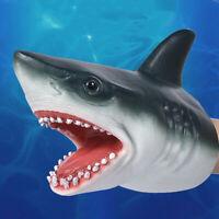 MEILLEUR requin main marionnette doux enfants jouet cadeau idéal pour les mâch