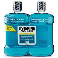 Listerine CoolMint Antiseptic (1.5L, 2 pk.)