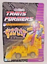 Transformers G2 SCRAPPER Constructicon (1992) UK Exclusive - MOSC