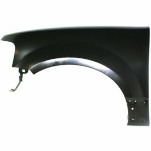 New FO1240255 Front Driver Side Fender for Ford Expedition 2007-2014