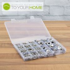 24 Compartment Plastic Storage Box Jewellery Earring Beads Case Container