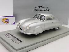 Tecnomodel TM18-95D # PORSCHE 356 SL Press Street Version Bj. 1951 silber 1:18