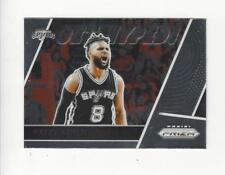 2017-18 Panini Prizm Get Hyped! #11 Patty Mills Spurs