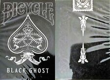 Bicycle Legacy Edition Black Ghost Playing Cards