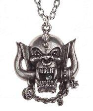 NWT Motorhead: War Pig Band Pendant Pewter Necklace Alchemy Gothic Rocks PP505