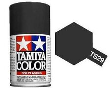 Tamiya TS-29 SEMI GLOSS BLACK Spray Paint Can 3 oz 100ml 85029 Naperville
