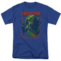 The Predator Movie Retro Predator Officially Licensed Adult T-Shirt