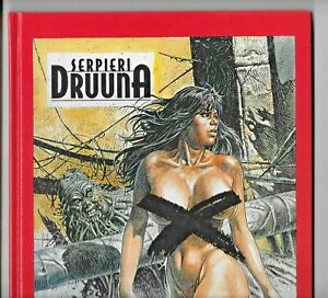 Druuna X by Serpieri 1993 Diva 70 pp HC Heavy Metal Artist FN/VF 1882931033