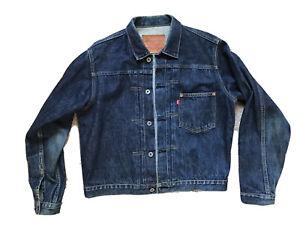 Levi's Vintage Clothing Trucker Jacket 506XX 1944 Type I (Made in Japan) Size M