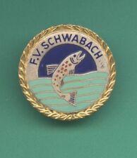 Ehrennadel  Fischereiverrein SCHWABCH
