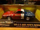 Petes Patriot 1969 AMX Super Stock 1/18 new