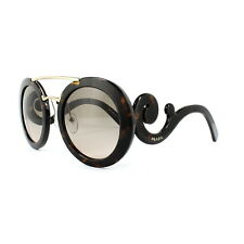 Prada Sunglasses 13SS 2AU3D0 Havana Gold Brown Gradient