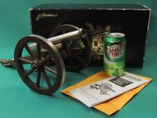 "Traditions Mini Napoleon Iii Cannon* .50 caliber* 7-1/4"" Barrel w/ Original Box"