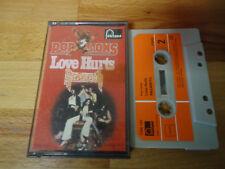 MC Musikkassette NAZARETH - LOVE HURTS 1972-1976 POP LIONS TAPE