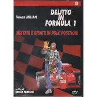 Delitto In Formula Uno DVD Tomas Milian / Enzo Cannavale Cecchi Gori Sigillato