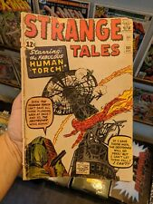 Strange Tales #101 (Marvel)  1st Solo Human Torch  Approx GD- (1.8)