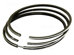 PISTON RING SET COMPATIBLE WITH INTERNATIONAL 454 474 TRACTORS