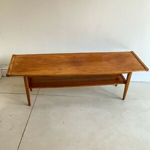 Myer Coffee Table With Rack  MCM ,