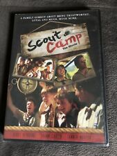Scout Camp:The Movie ~ New Dvd ~ Dove Approved Family Comedy ~ Factory Sealed