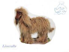 Afghan Hound  Plush Soft Toy Dog  by Hansa. 4131