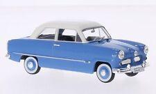 Ford Taunus 12M, blau/weiss, 1:43, Norev
