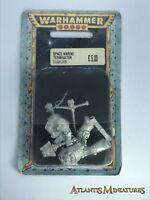 Metal Space Marine Terminator Chaplain - Rare - OOP - Warhammer 40K N51