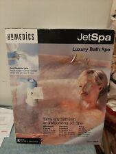 Vintage Homedics Jet Spa Luxury Bath Spa Model Jet - 1 Brand New