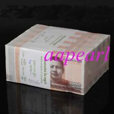 New listing 1000pcs Cambodia Banknotes 100 Riel paper money Collections Uncirculated
