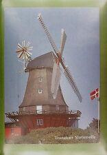 CPA Holland Tranekaer Windmill Moulin Windmühle Molin Molen Mill Wiatrak w212
