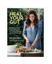 Supercharged Food Heal Your Gut Recipe Book Health Diet Wellness Brand New