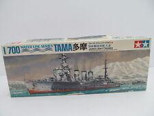 eso-10952Tamya 7784 1:700 Tama Bausatz geöffnet,augenscheinlich komplett,